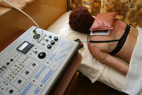 лечение в санатории Урал