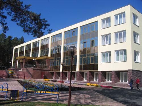 Чебаркульский военный санаторий